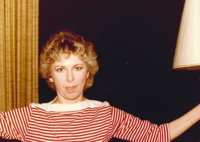 1983 Founder Rhonda Welch