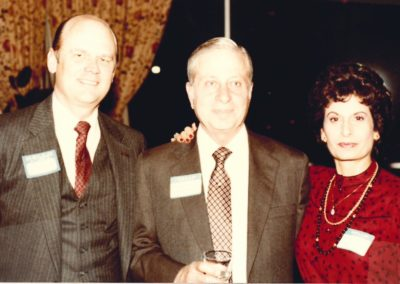 1983 Founders Phillip and Gloria Saleh