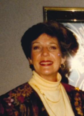 President Anne Burke 1996-1997