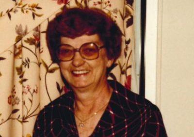 President Betty Kent 1983-1984