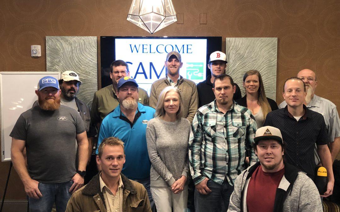 2018 Certified Apartment Maintenance Technician CAMT