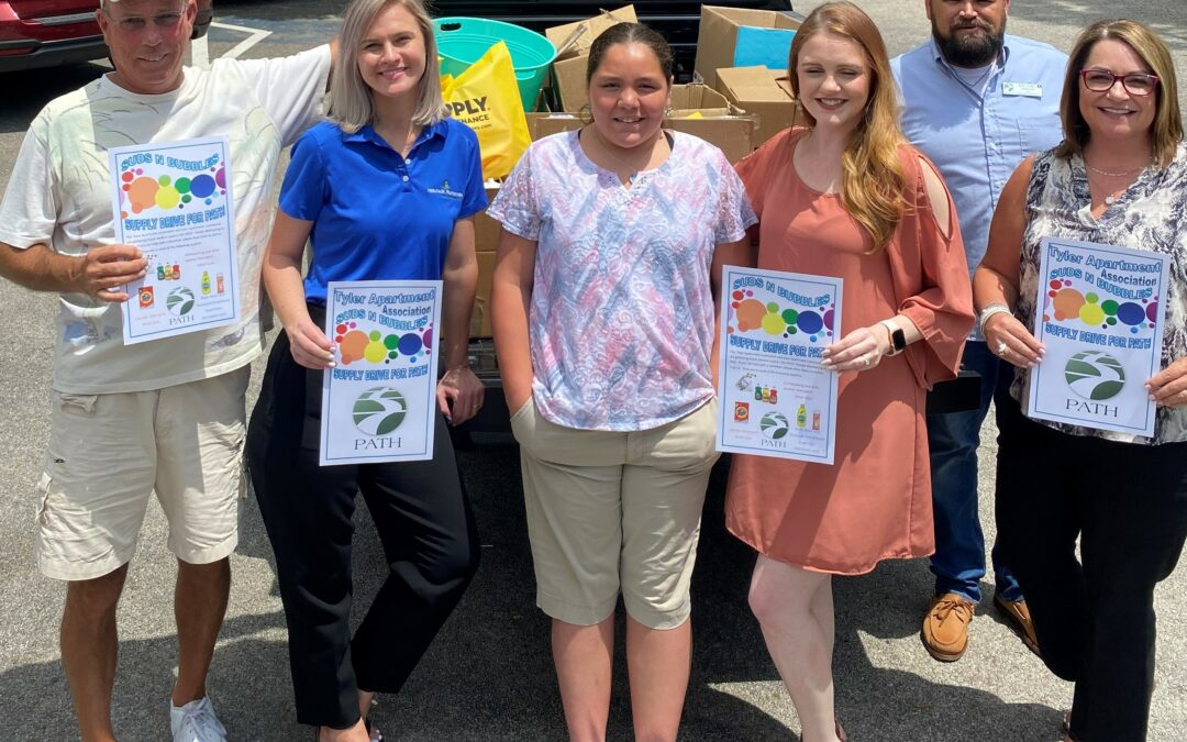 Suds and Bubbles Supply Drive for PATH